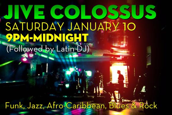 Jive Colossus