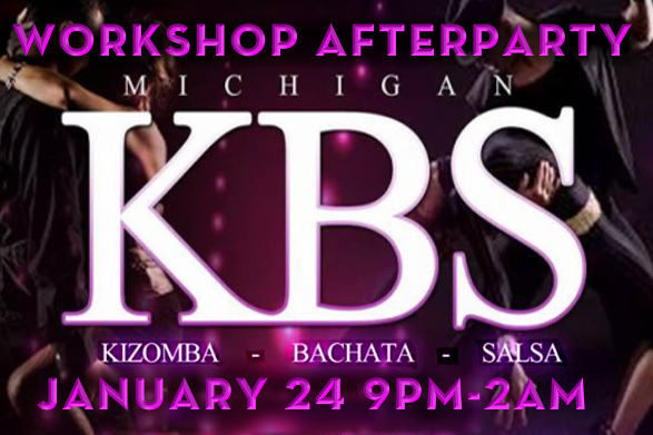 KBS Workshop After Party